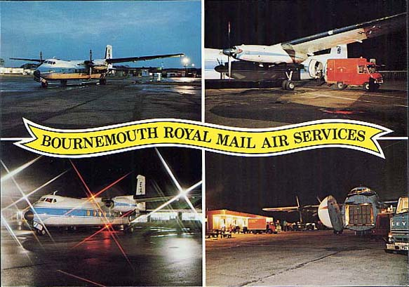 Bournemouth Royal Mail Air Services