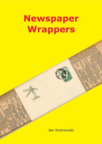 Front Cover for Catalogue of Newspaper Wrappers